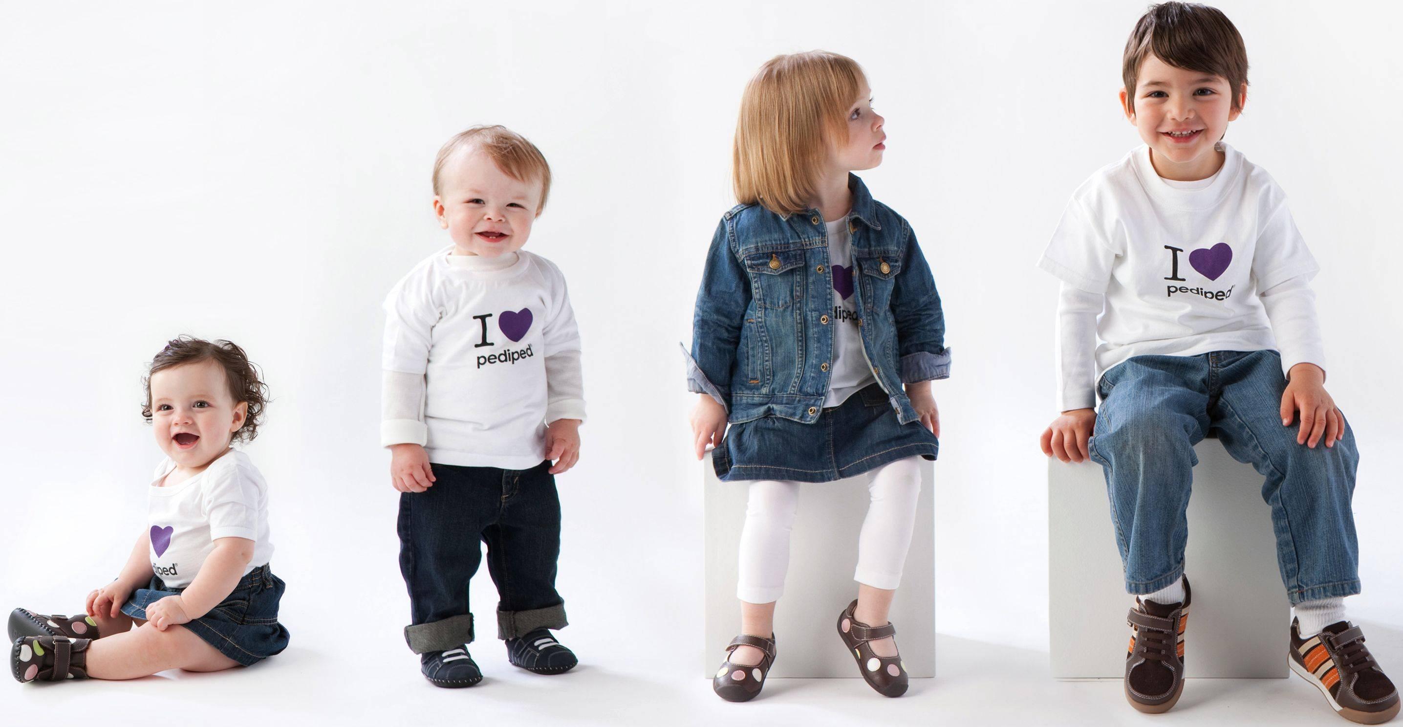 Как правильно подобрать обувь для ребенка?