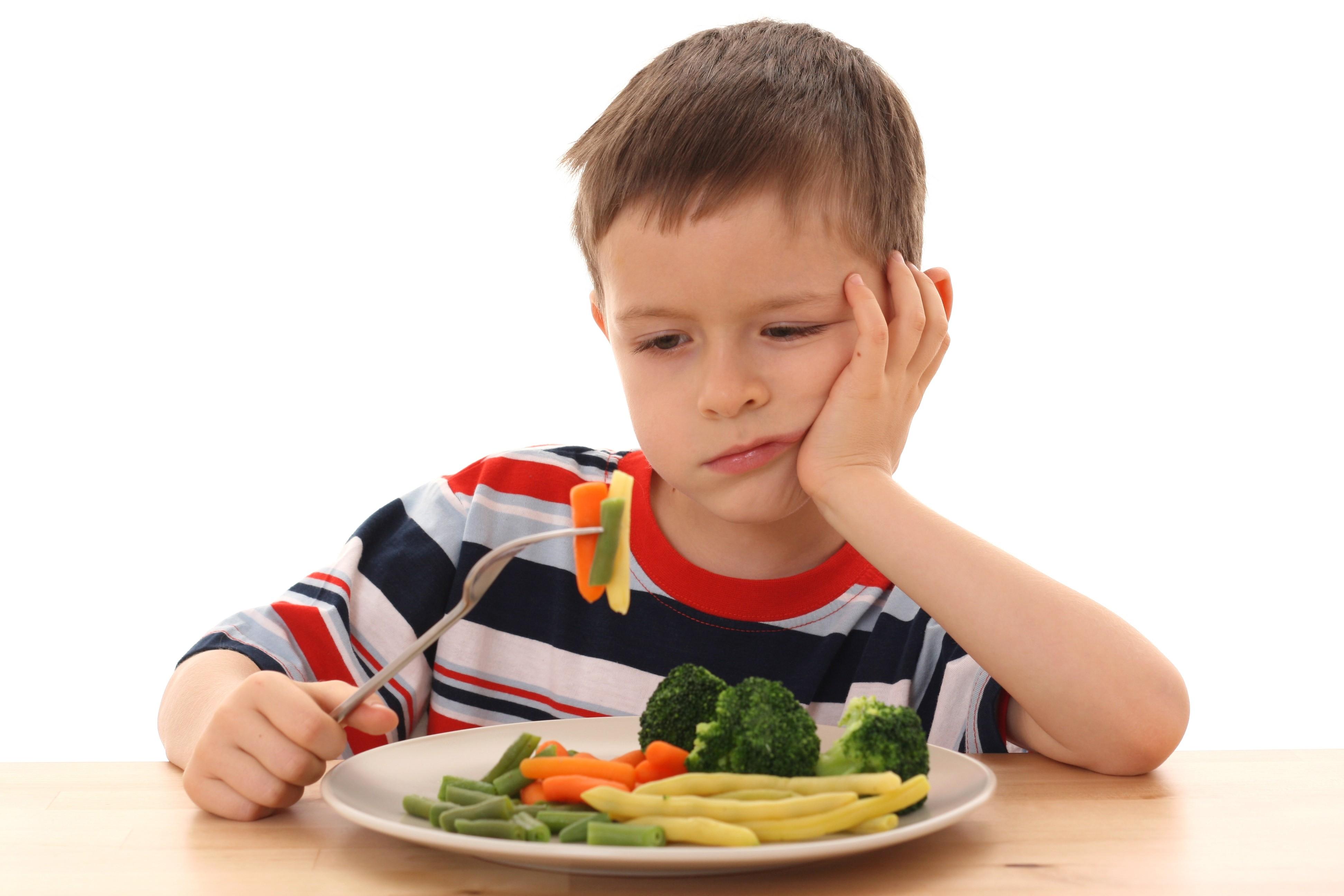 Нужно ли заставлять ребенка кушать?