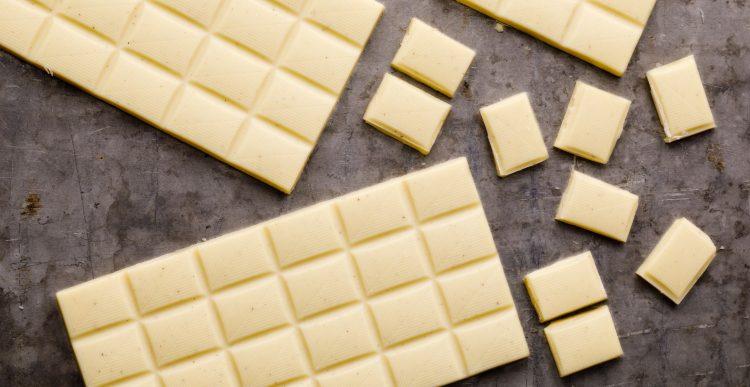 Белый шоколад callebaut – какой он?
